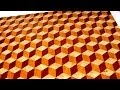 Making a 3D end grain cutting board #2