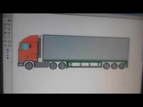 TTTK xe đầu kéo container freightiner cabin vuông 2004