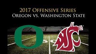 Oregon Offense vs. Washington State Defense (2017)