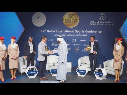 Day One of the 12th Dubai International Sports Conference