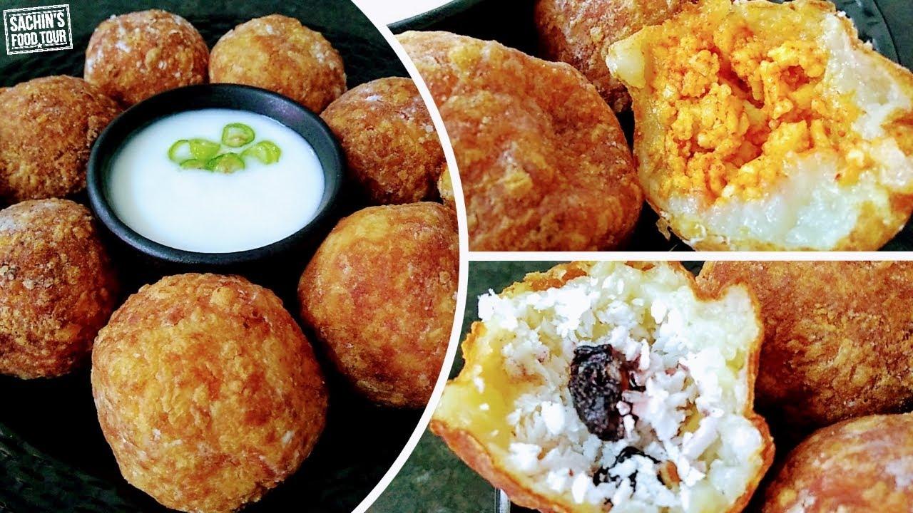 Upvas Batata Kachori - Shravan Special   How to make Vrat Kachori   Fasting Snack Paneer Kachori