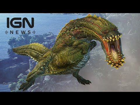 Monster Hunter World: New Open Beta, First DLC Announced - IGN News
