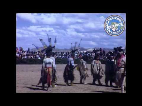 Inter-Tribal Ceremonial in Gallup, New Mexico. Late 1940's to Early 1950's.