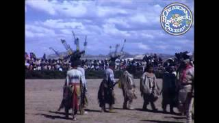 Inter-Tribal Ceremonial in Gallup, New Mexico. Late 1940
