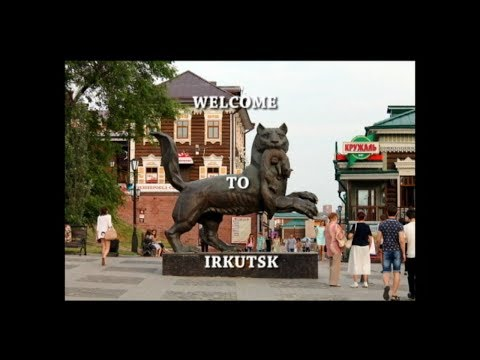 Vlog: Welcome to Irkutsk! A little bit of history + local cuisine (Добро пожаловать в Иркутск)