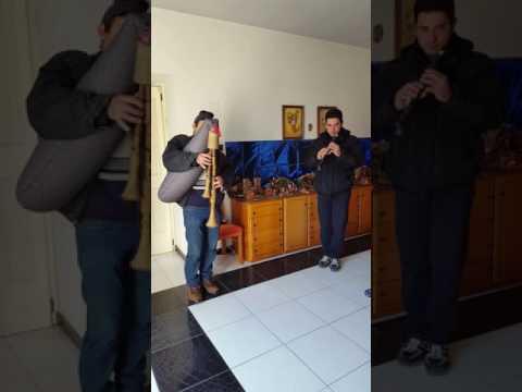 I maestri della zampogna 2: Vincenzo e Francesco di Baronissi-Sa