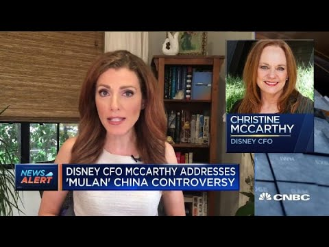 Disney CFO: 'Mulan' was primarily shot in New Zealand after