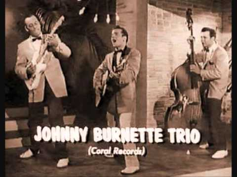 Johnny Burnette Trio - Midnight Train