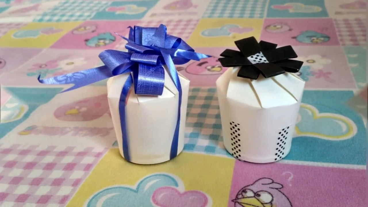 Easy Women S Day Gift Ideas Last Minute Diy Craft Youtube