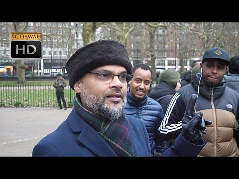 P2 - You're A Liar?! Hashim vs Christian | Speakers Corner | Hyde Park