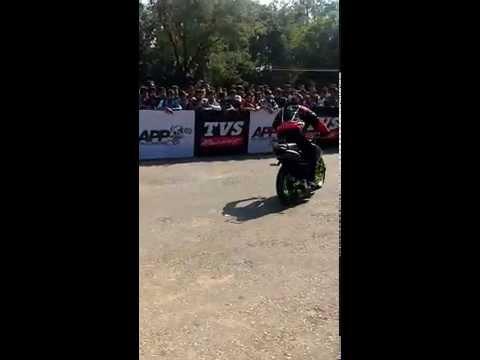 Apache stunt show miet jammu