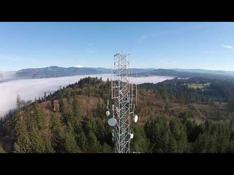 200ft Tower Climb - NW Towers, Portland Oregon