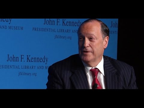 Steven Brill on the Passage of the Affordable Care Act  Kennedy Library Forums