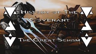 history of the covenant the great schism