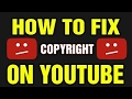 How to remove copyright claims Matched third party content on youtube 2018 NEW