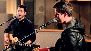 Repeat youtube video Fix You - Coldplay - Acoustic Cover by Tyler Ward & Boyce Avenue