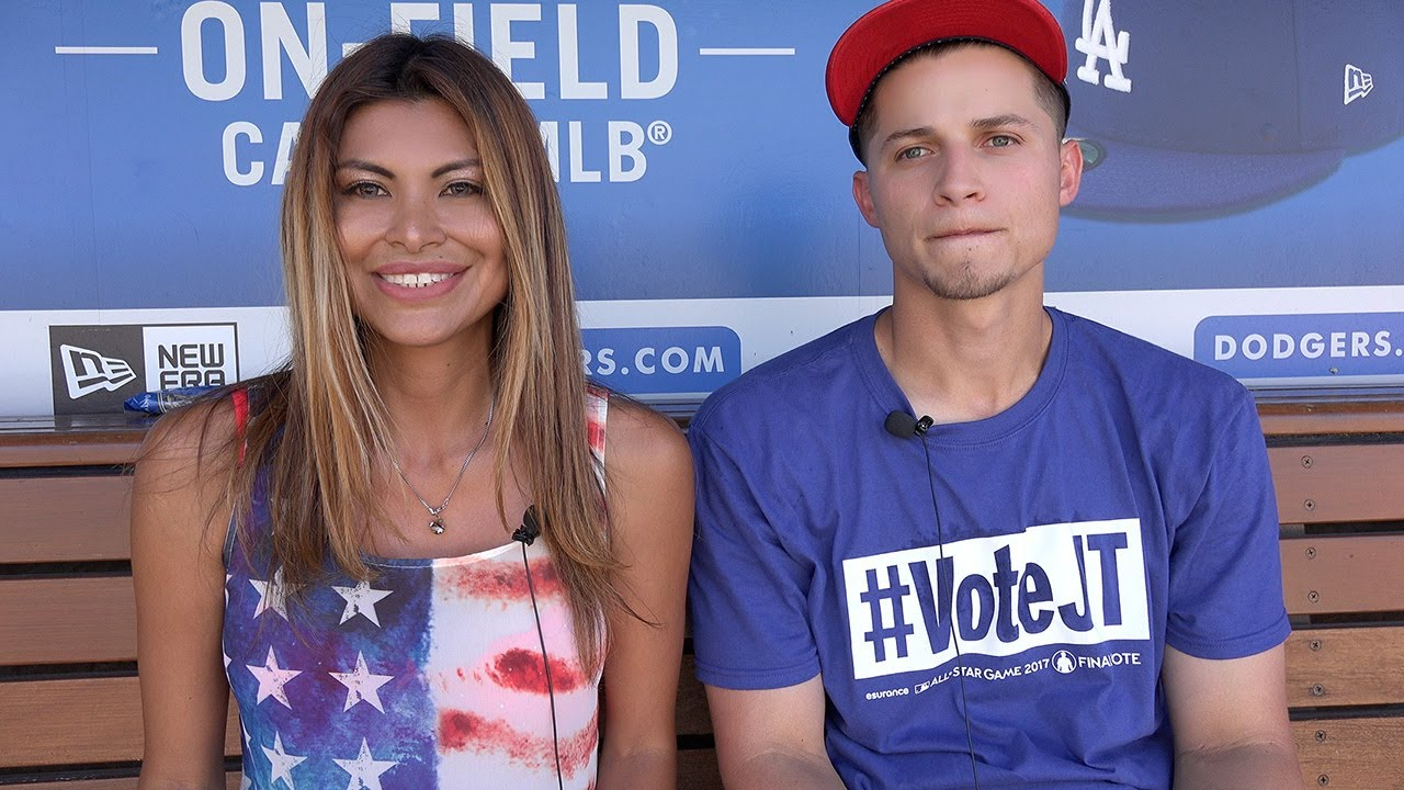 detailed look 007d6 7c59f Corey Seager Talks About the Dodgers and the All Star Game