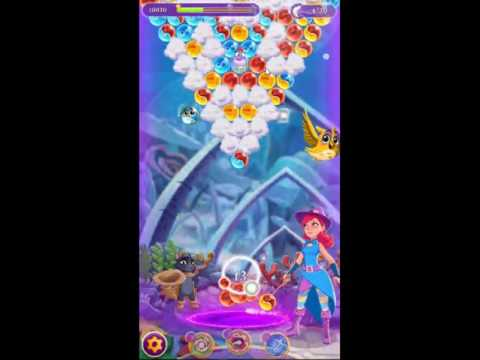 Bubble Witch Saga 3 Level 393 - NO BOOSTERS 🐈 (FREE2PLAY-VERSION)