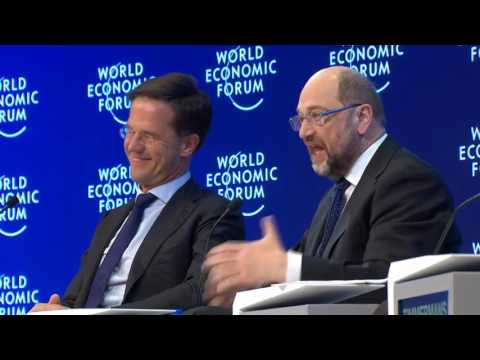"Martin Schulz triggered by dutch PM Mark Rutte ""Closer union idea is buried"""