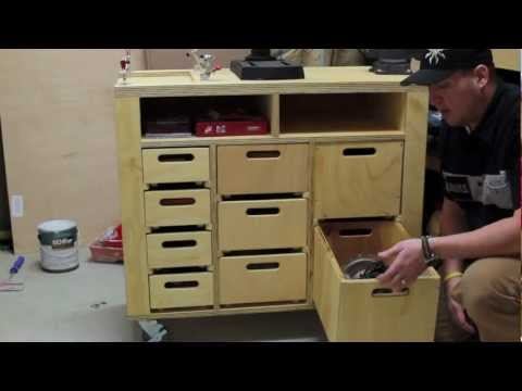 Craftsman Drill Press Workstation Part 1 Youtube