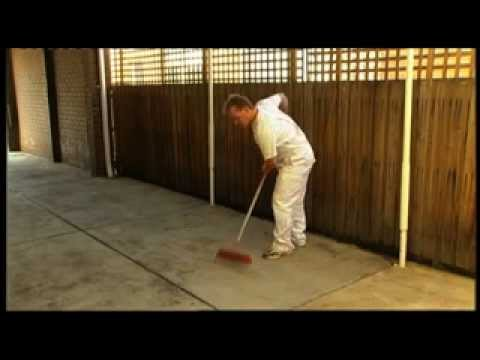 how-to-paint-concrete-with-berger-jet-dry-paint