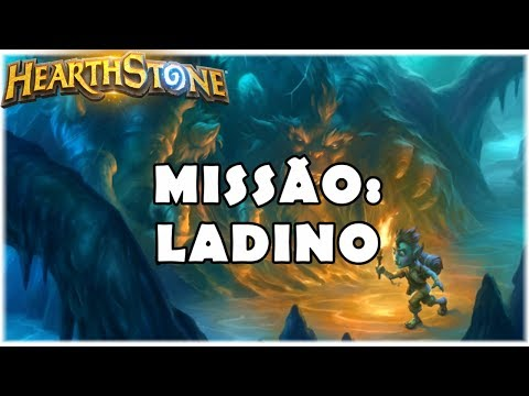 HEARTHSTONE - MISSÃO: LADINO! (STANDARD QUEST BOUNCE ROGUE)