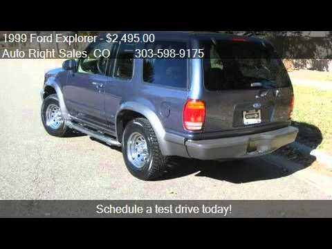 1999 Ford Explorer Eddie Bauer Value for Sale - autozin.com