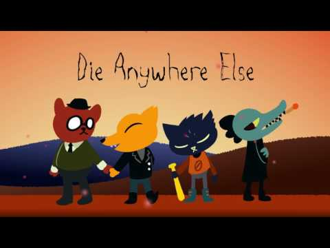 Night In The Woods - Die Anywhere Else (Ballad Cover)