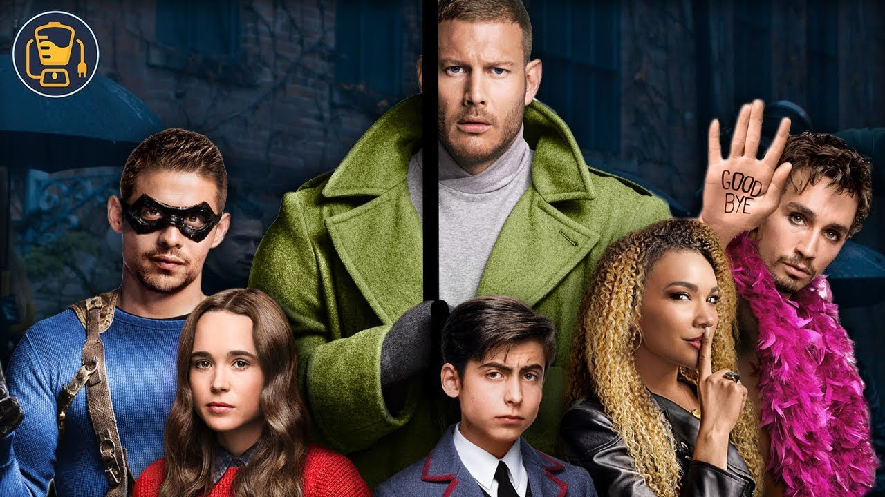 The Umbrella Academy Everything You Need To Know Youtube