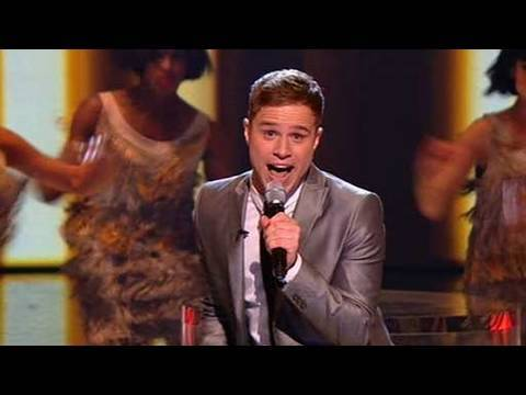 The X Factor 2009 - Olly Murs: A Fool In Love - Live Show 2 (itv.com/xfactor)