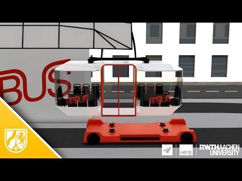 """""""upBus"""": Dieser Bus"""