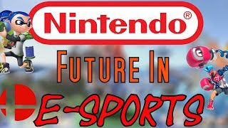 Nintendo's E3 is Indicative of Their Involvement in E-Sports