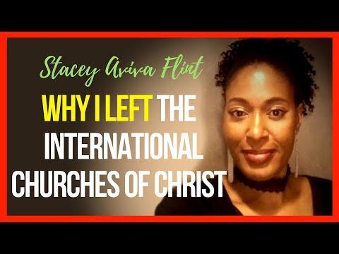 Why I Left the International Churches of Christ (ICOC) ~ STACEY AVIVA FLINT