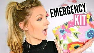 Back To School Emergency Kit (for Girls)