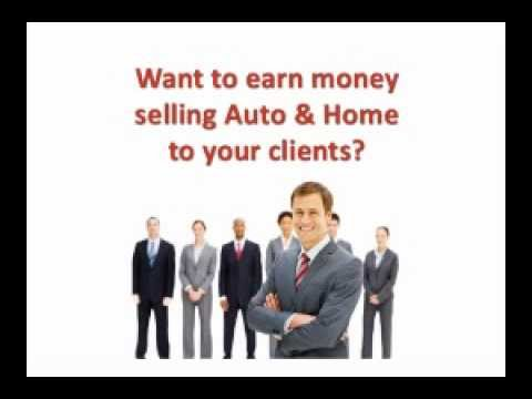 """Earn Money Selling Property & Casualty Insurance """"The Easy Way"""""""