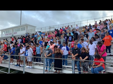 Beaumont Community Rallies Behind Four Injured West Brook Football Players