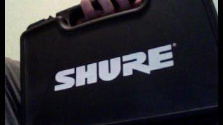 Радиомикрофон Shure Лучший Обзор Пользователя, Покупка и проверка микрофона Шур, Как Выбрать микро