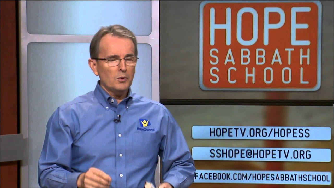 Hope Sabbath School: Lesson 9 - Jeremiah's Yoke (4th Qtr 2015)