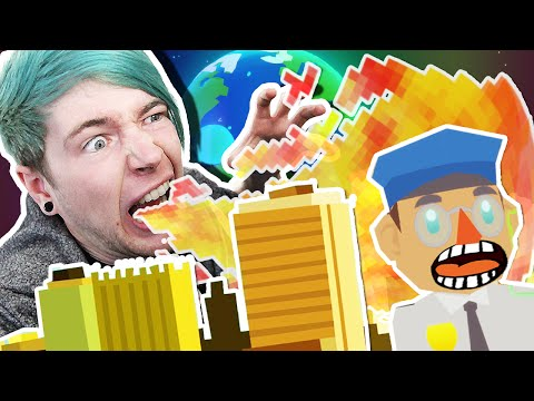 I DESTROYED A CITY!! | Maximum Override