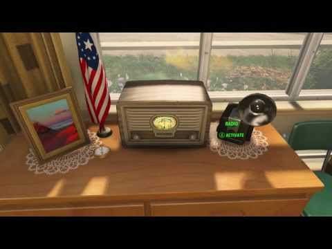 Fallout 4 - Change/Replace Radio Music - AVOID CONTENT ID CLAIMS - [Tutorial]