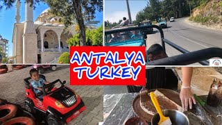 Family trip to Antalya, Turkey | Lots of excursions | Holiday Vacation Fun in the Sun