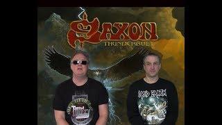 Saxon Thunderbolt Album Review- The Metal Voice