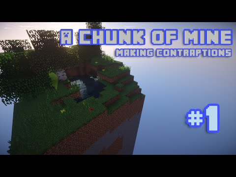 A Chunk of Mine - Ep 01 - Solar Heaters