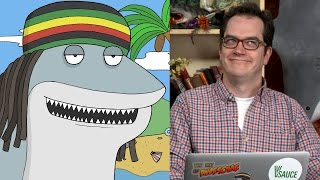 Reggae Shark Reads Your Comments!