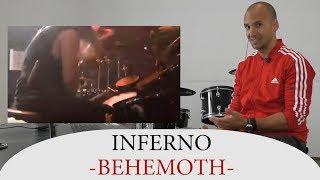 Drum Teacher Reacts to Inferno - Drummer of Behemoth