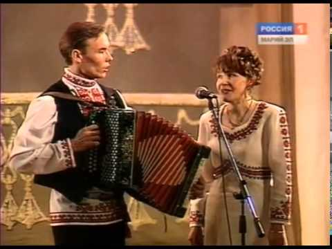 Марийские песни вадим краснов