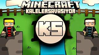 Gambar cover Minecraft: NDNG Kaleler Savaşıyor - Hayran Haritası