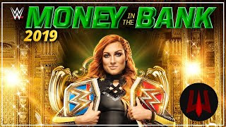 WWE Money In The Bank 2019 - Análisis Picante / #MITB