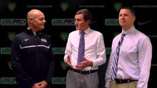 USL PRO Combine Review -- January 30, 2014