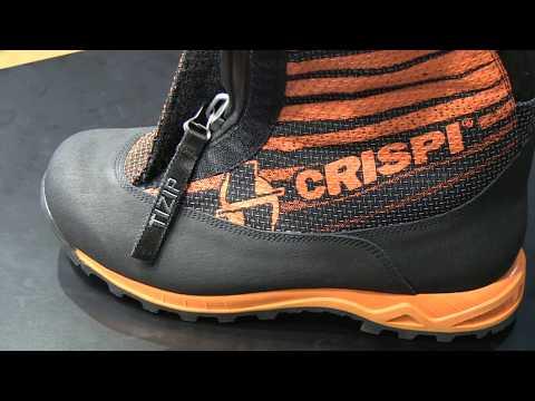 Highland Pro by Crispi: lo scarpone 2.0
